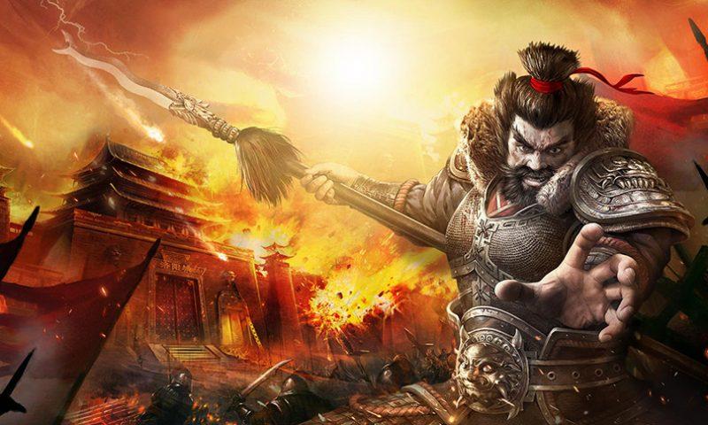 ช้าอยู่ใย Kingdom Warriors เกมส์สงครามสามก๊กระเบิดความมันส์แล้ววันนี้