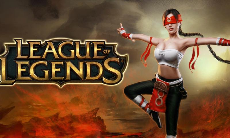 เมื่อ Lee Sin จาก League of Legends กลายเป็นนักบวชหญิงสุดเซ็กซี่