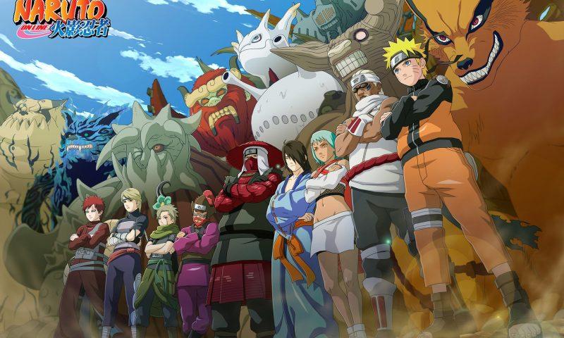 มาแล้ว Naruto Online เกมส์นินจานารูโตะ เวอร์ชั่น ENG ลิขสิทธิ์แท้