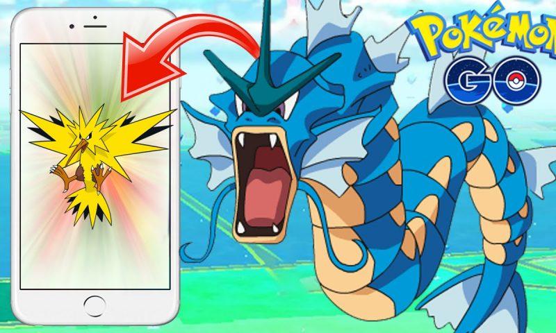 เทพมาแล้ว 2 สัปดาห์ ลุยจับ Pokemon เกลี้ยงอเมริกา 142 ตัว