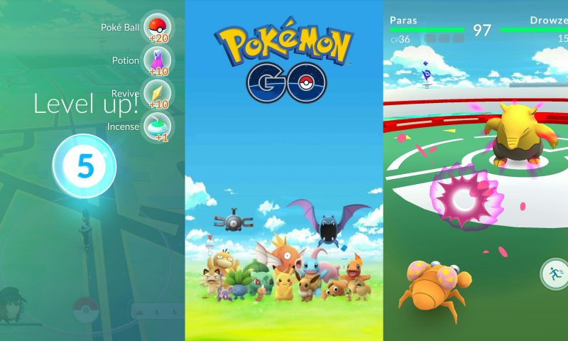Pokemon Go : รางวัล ค่า EX และไอเทมที่จะปลดล็อกจากการอัพเวล 1-20