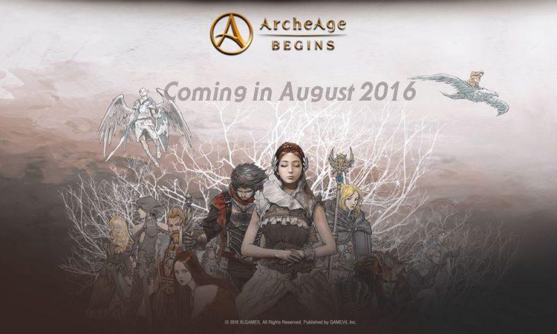 GAMEVIL จับมือ XL Games พลิกโฉม ArcheAge จาก PC สู่มือถือ