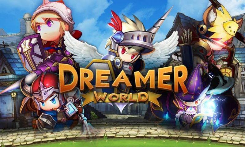ขาแบ๊วลุย Dreamer World ศึกโลกสวย เปิด OBT 25 สิงหาคมนี้