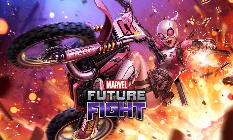 มันส์เต็มที่ MARVEL Future Fight อัพเดทอเวนเจอร์ใหม่และ Gwenpool