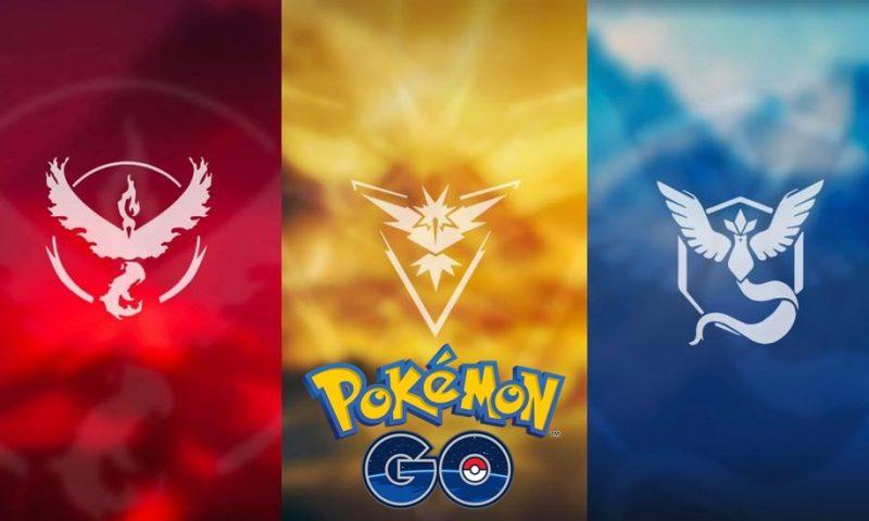 รู้ก่อนเลือกทีม Pokémon Go ทีมไหนให้โบนัสอะไรบ้าง
