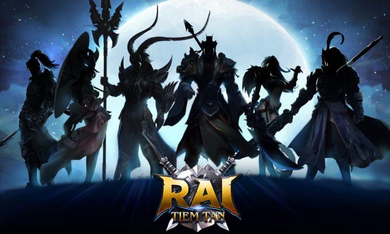 เจอกันแน่ Rai Tiem Tan เกมส์มือถือสามก๊ก ARPG เตรียมเล่นปีนี้