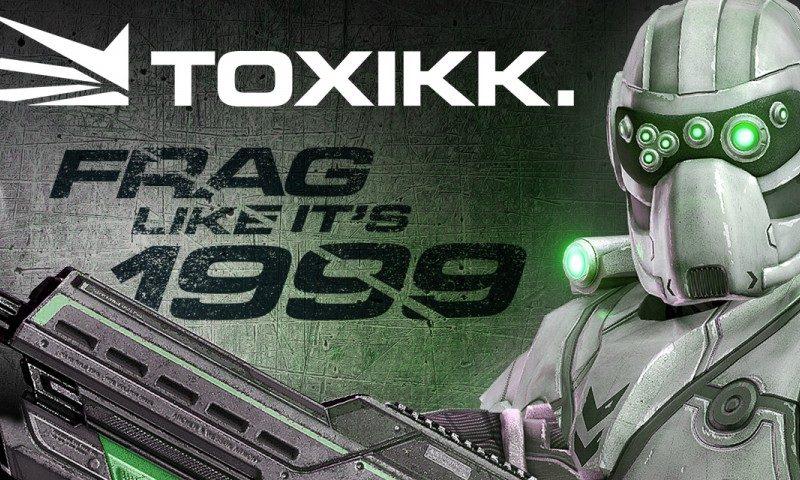 TOXIKK เกมส์ยิงน้องใหม่แนว Arena FPS เน้นความเก๋าแบบ Old-School