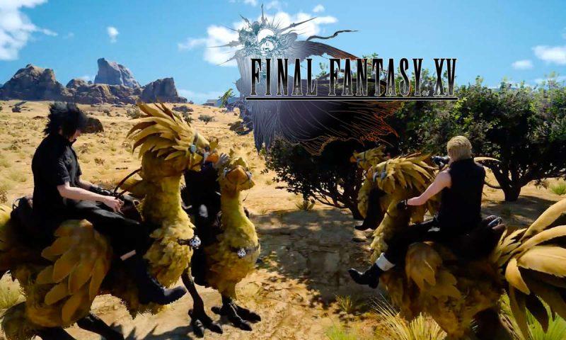 Final Fantasy XV เผยเกมเพลย์ล่าสุด จุใจกับตำนานที่ยืนยาวมา 30 ปี
