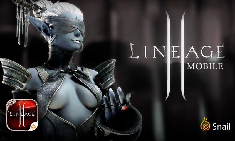Lineage II Blood Alliance เผย CG สุดสะพรึงระดับ PC
