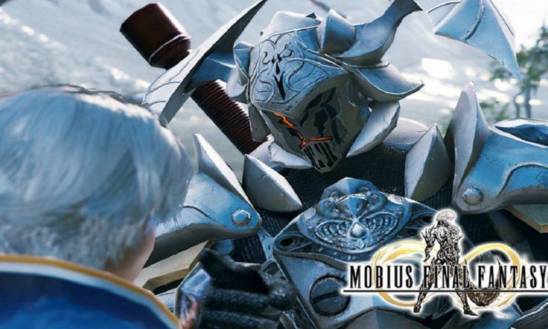 สิ้นสุดการรอคอย Mobius Final Fantasy (ENG) เปิดโกลบอลมันส์ทั่วโลก