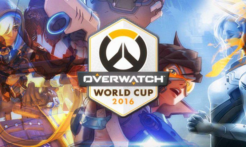 Overwatch ระเบิดแมตช์หยุดโลก World Cup 2016 เดือนหน้า