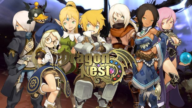 Dragon-Nest Cover