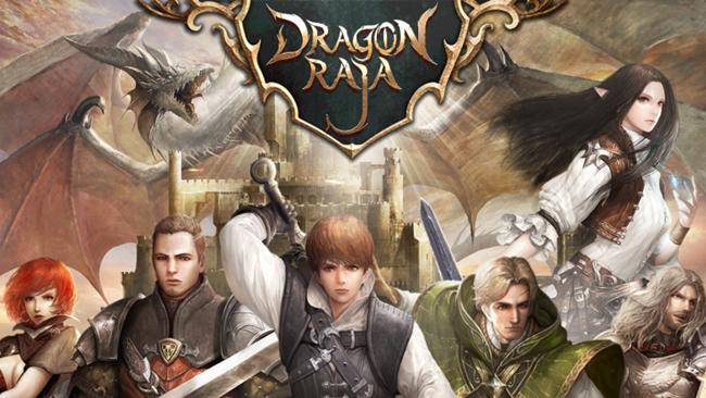 Dragon Raja M เกมส์แอคชั่นฟันแหลกในตำนาน ลงสโตร์ไทยแล้ว