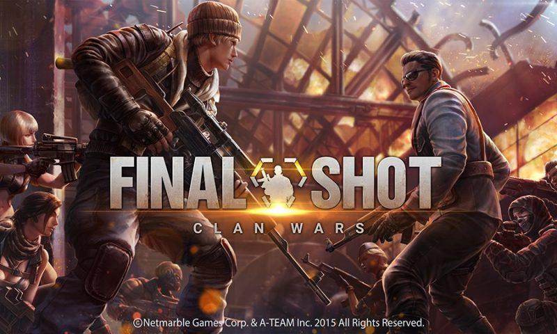 Final Shot เกมส์มือถือ FPS เรียลไทม์เปิดให้เล่นมันส์ทะลุมือถือแล้ว