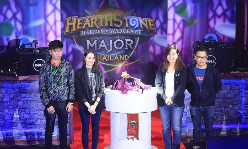 Shy จากฮ่องกงคว้าแชมป์ Hearthstone Thailand Major จบงานได้อย่าง