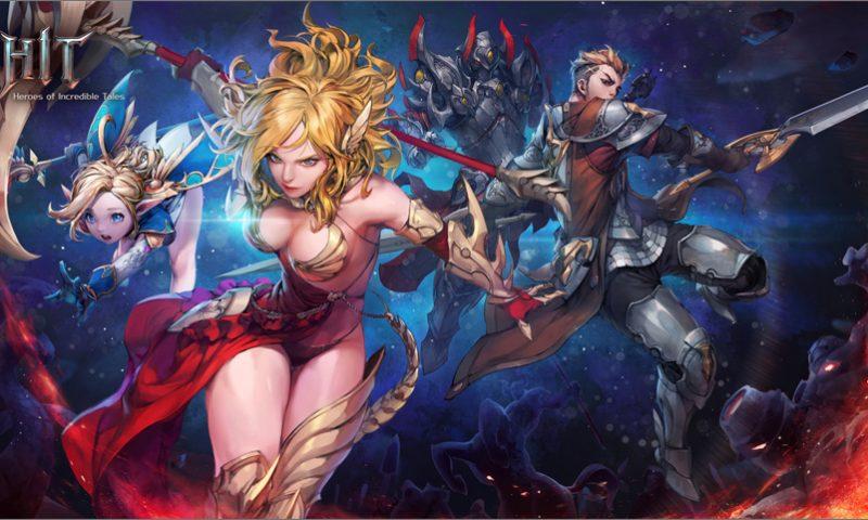 อัพเดทใหม่ Heroes of Incredible Tales เพิ่มดินแดนพร้อมสกิลอาวุธใหม่
