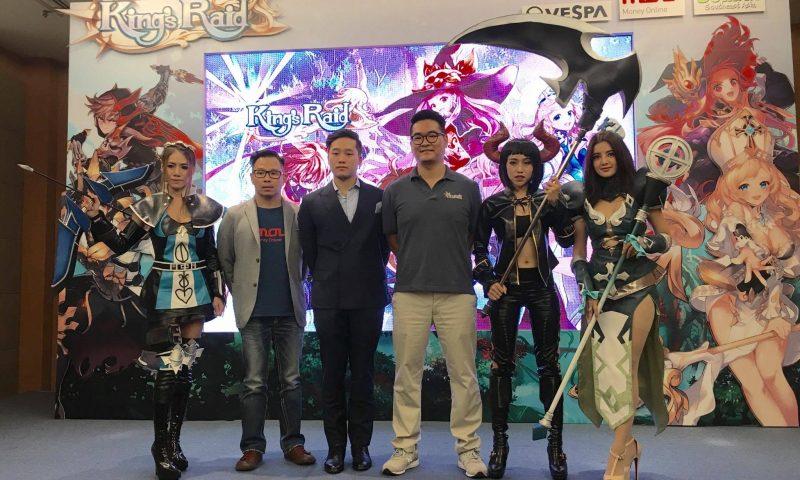 King's Raid เกมส์มือถือ RPG เปิดตัวที่ไทยเป็นที่แรกของโลก 19 ก.ย. นี้เจอกัน