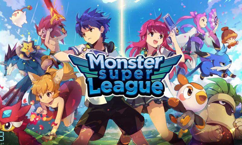 พร้อมเล่น Monster Super League เปิดให้ล่าแอสโตรมอนแล้ว