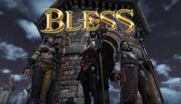 Bless Online (KR) แย้มข้อมูลภาคเสริมใหม่ The Blazing Fire