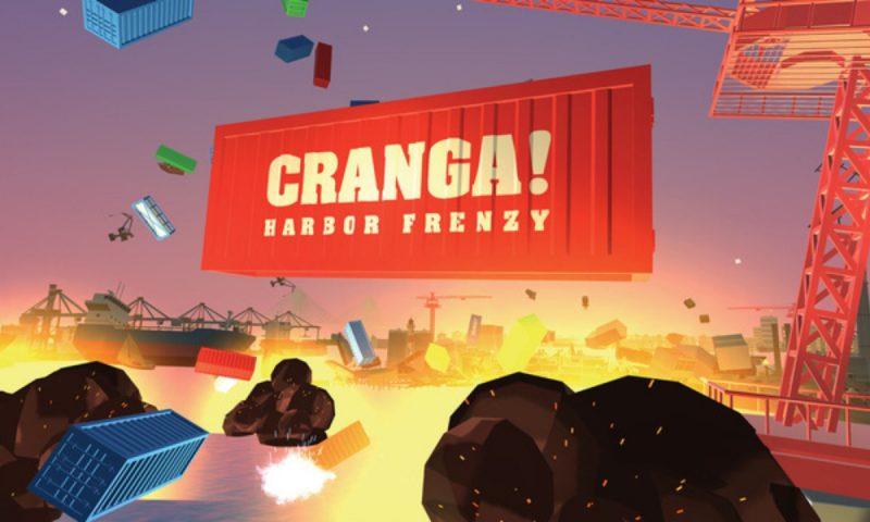 CRANGA!: Harbor Frenzy เกมส์ Block Tower VR ใหม่จากผู้สร้าง Rooms