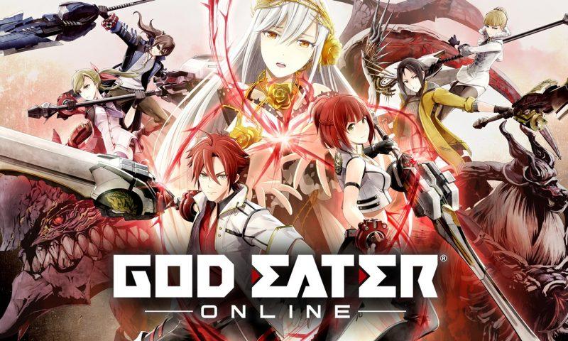 ไปล่าพระเจ้ากัน God Eater Online ลงสโตร์ Google วันนี้