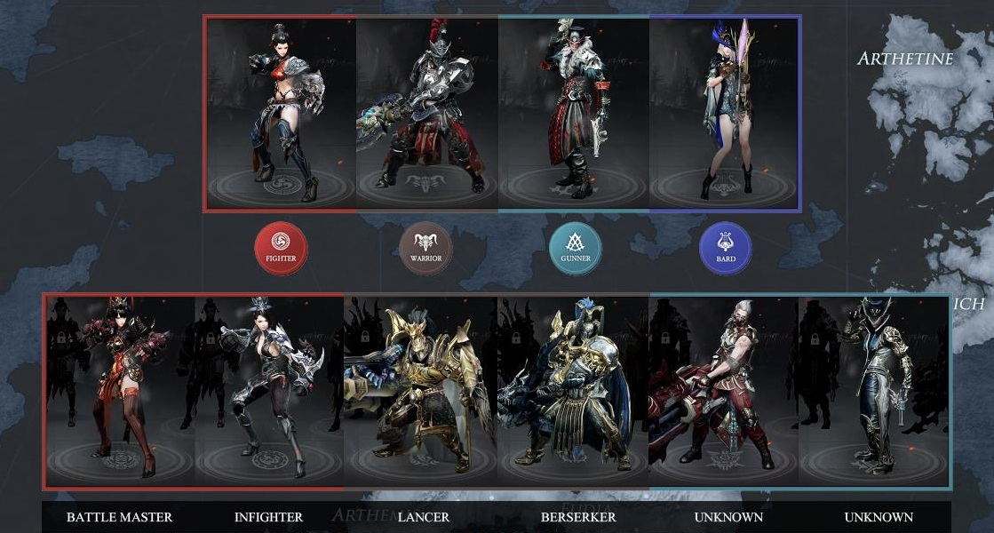 lost ark classes 00