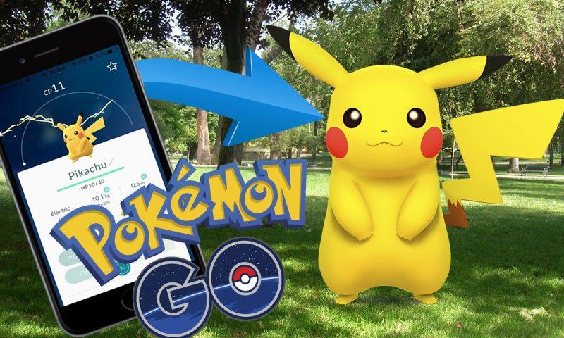 ยอดซื้อในเกมส์วูบ 79 % แต่ Pokémon GO ยังรั้งที่ 1 กวาดรายได้สูงสุด
