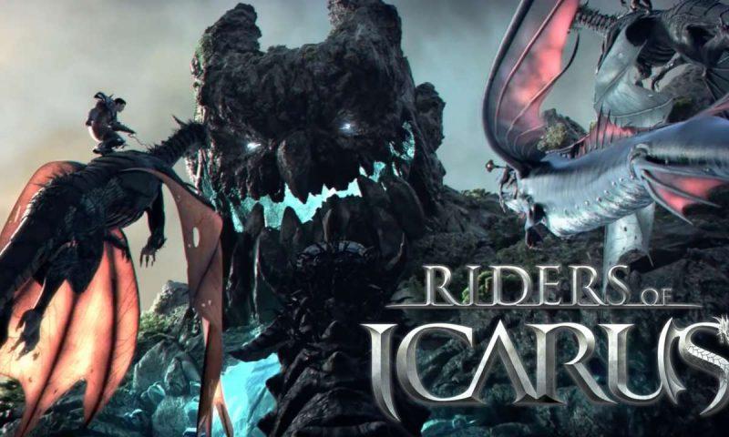 พาส่อง 7 สัตว์ขี่อัพเดทใหม่สุดอเมซซิ่ง แห่ง Riders of Icarus