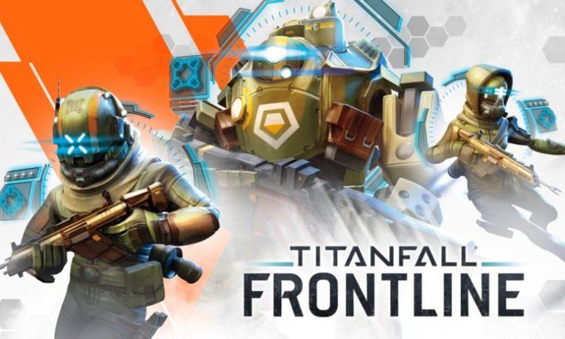 แป้กสนิท Particle City ยุติให้บริการ Titanfall: Frontline