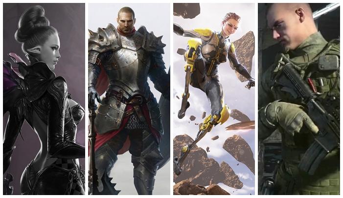 5 สุดยอดเกมส์ MMO กราฟิกเทพ แห่งปี 2017