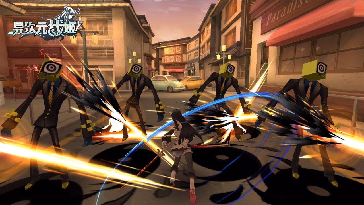 Dimensional Battle Maiden 00