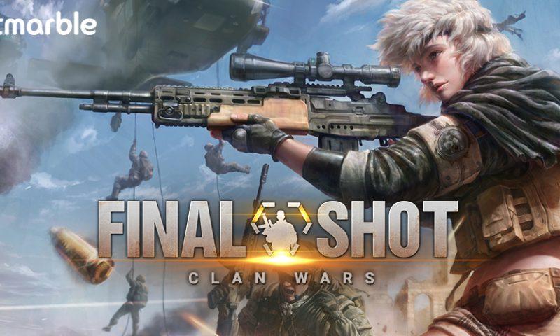 ยิงสนั่น Final Shot เพิ่มโหมดรองรับระบบแคลนแบบใหม่