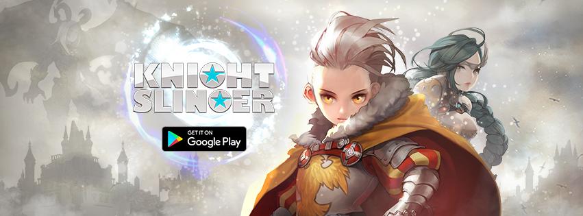 GAMEVIL เปิด Soft launch เกมส์มือถือ Knight Slinger บน Play Store แล้ว