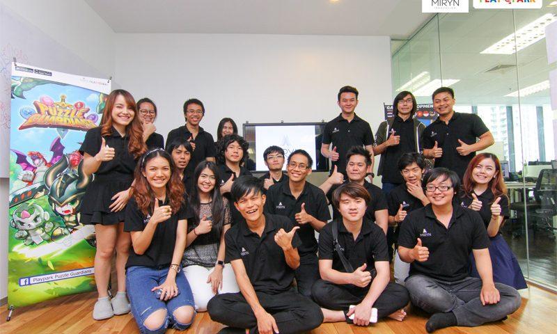 บรรยากาศงานเปิดบ้าน MIRYN ผู้พัฒนา Puzzle Guardians เกมส์คนไทยทำเอง