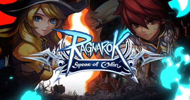 Ragnarok Spear of Odin