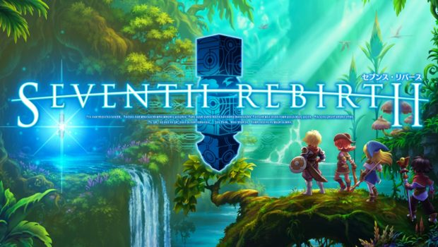 เปิดตัว Seventh Rebirth เกมส์มือถือ Action RPG ใหม่ล่าสุดจาก GungHo