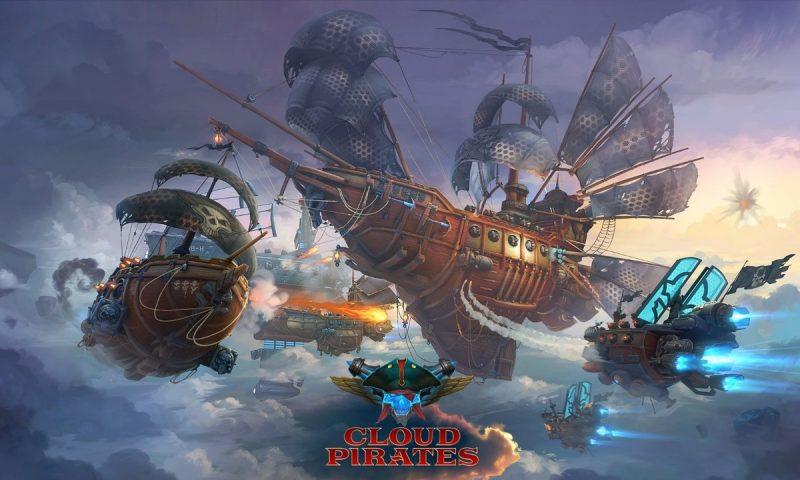 แย้มเกมเพลย์โจรสลัดเวหา Cloud Pirates จากช่วง Alpha ฟินแค่ไหนไปดู