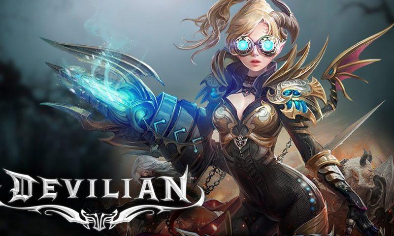 ชักธงรบ Gamevil เปิดโกลบอล Devilian Mobile มันส์ทุกโซน เดือนหน้า
