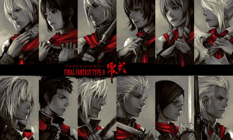 เคาะแล้ว Final Fantasy : The Awakening ชื่อใหม่ Type-0 เวอร์ชั่นจีน