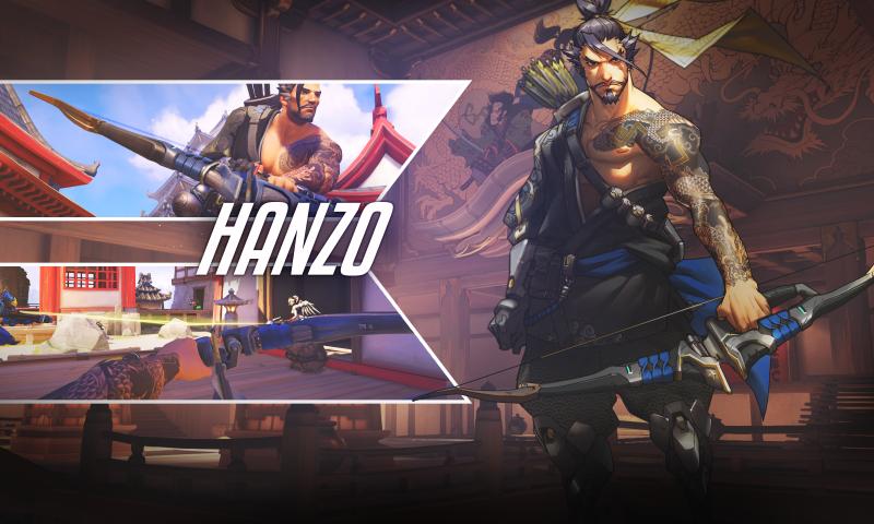 ส่องเทพ Overwatch โมคันธนูเล่นเป็น Hanzo ไล่ยิงชาวบ้านฟินคนเดียวเลย