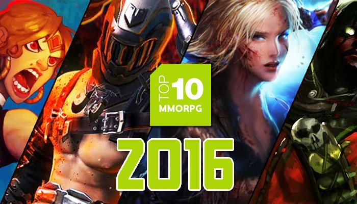 10 อันดับเกมส์ MMORPG แห่งปี 2016 เกมส์ดีเล่นฟรี พลาดได้ไง