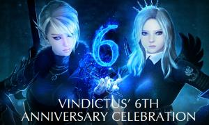 สาวกเตรียมฟินรอ Vindictus อเมริกา จัดอีเวนท์ฉลองใหญ่ครบรอบ 6 ปี
