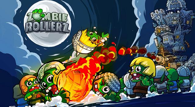 เตรียมไปชิลกับ Zombie Rollerz เกมส์วางแผนยิงซอมบี้ด้วย Pinball เร็วๆ นี้