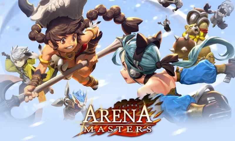 Arena Masters เกมส์ MOBA บนมือถือเปิดทดสอบ CBT