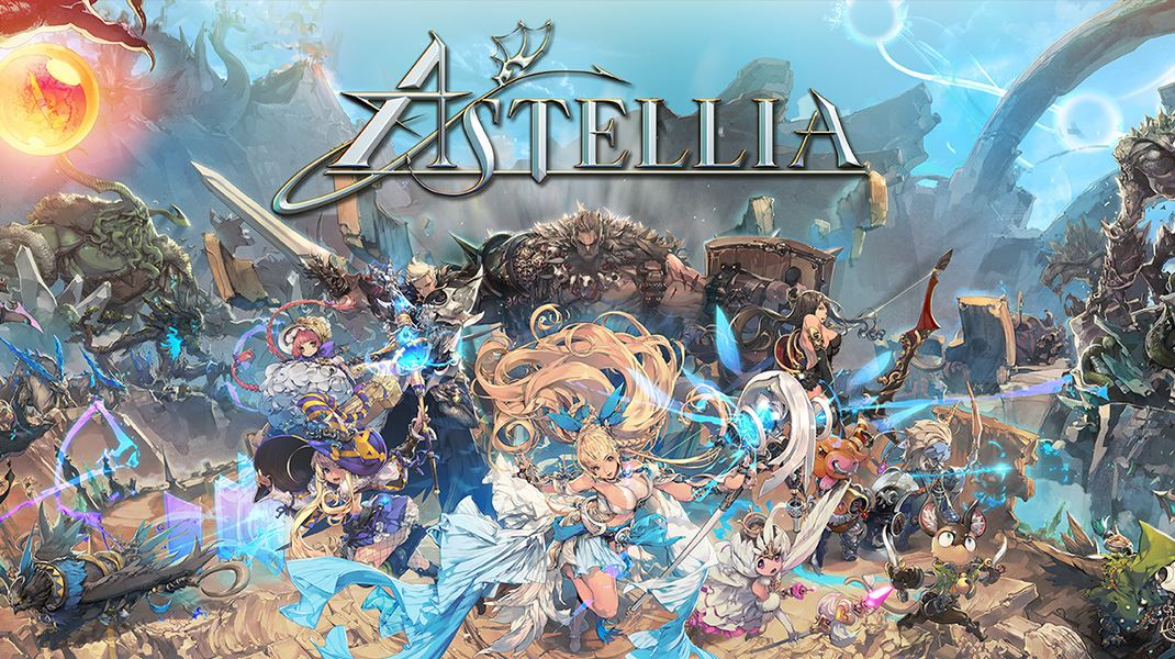 Astellia cover