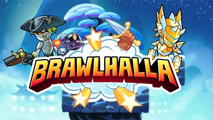 รีวิวเกมส์ Brawlhalla เกมส์ต่อสู้ 2D สุดมันส์เล่นฟรีบน Steam