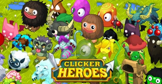 รีวิวเกมส์ Clicker Heroes เกมส์คลิกสุดเพลินจนเมาส์แทบพัง