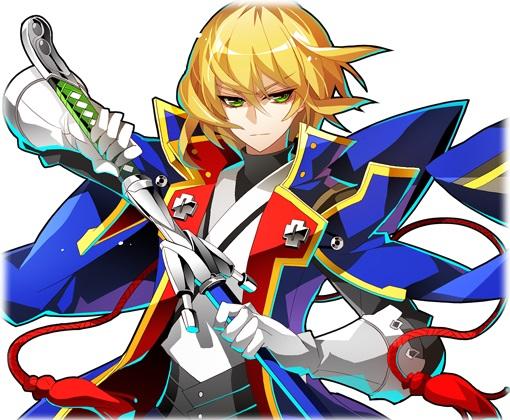 Fantasy War Tactics - Jin Kisaragi