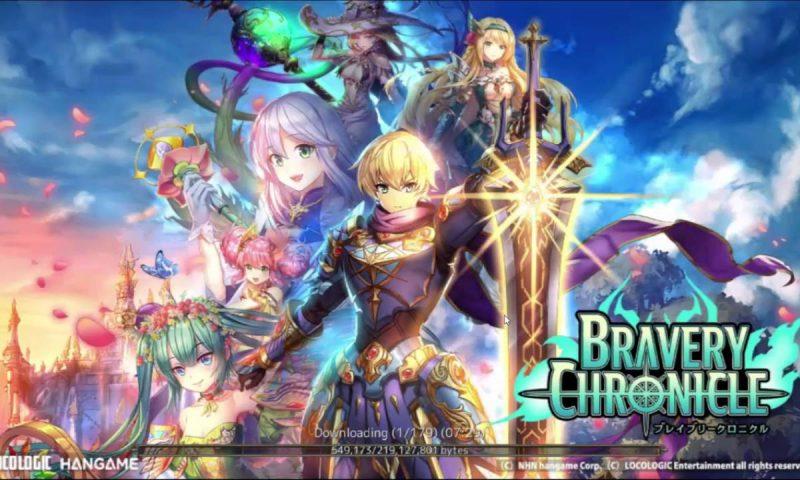 Bravery Chronicle เกมส์วางแผนแฟนตาซี ใหม่จาก NHN hangame