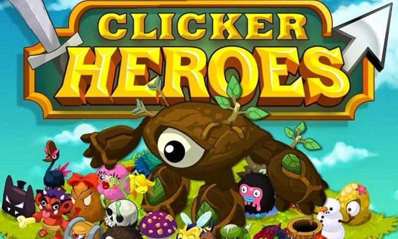 Clicker Heroes เทคนิคการเล่นให้ประหยัดเวลา